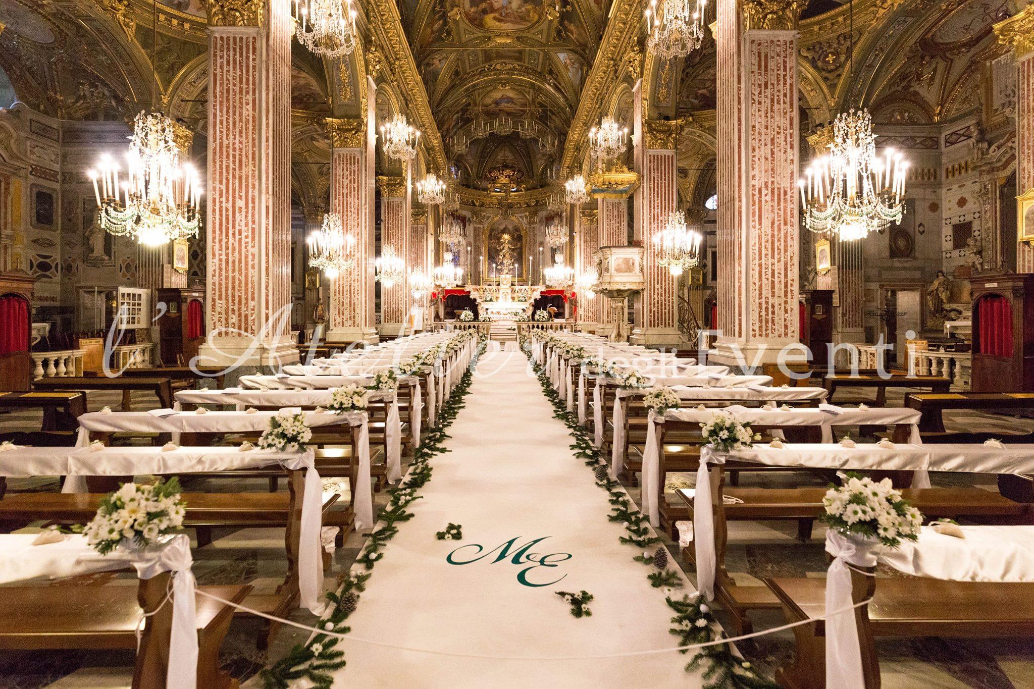 Matrimonio Natale Chiesa : Massimo e elisabetta dicembre l atelier degli eventi